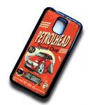 KOOLART PETROLHEAD SPEED SHOP Design For Retro Vauxhall Chevette Case Cover Fits Samsung Galaxy S5